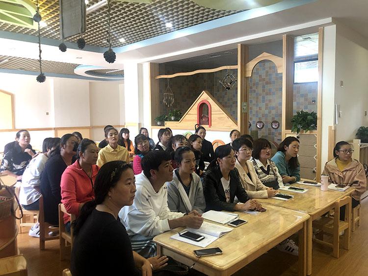 丽江三色幼儿园PRG幼儿园数字化管理系统导入服务9