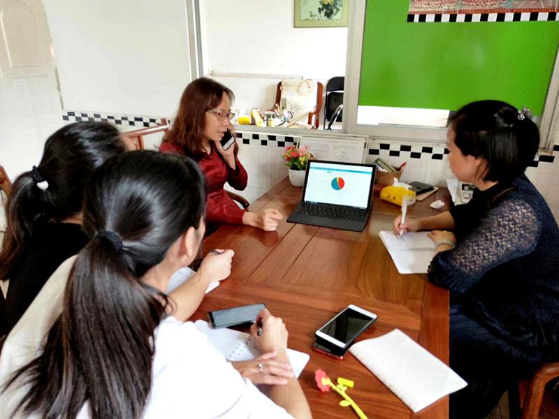 惠阳同心中英文幼儿园 PRG<a href=https://www.xiaoxianprg.com/ target=_blank class=infotextkey>幼儿园管理系统</a>服务纪实